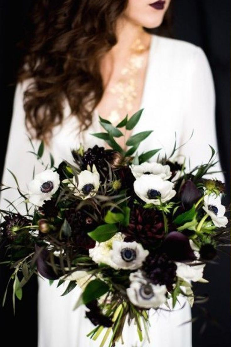 🖤I černá patří na svatbu - Obrázek č. 9