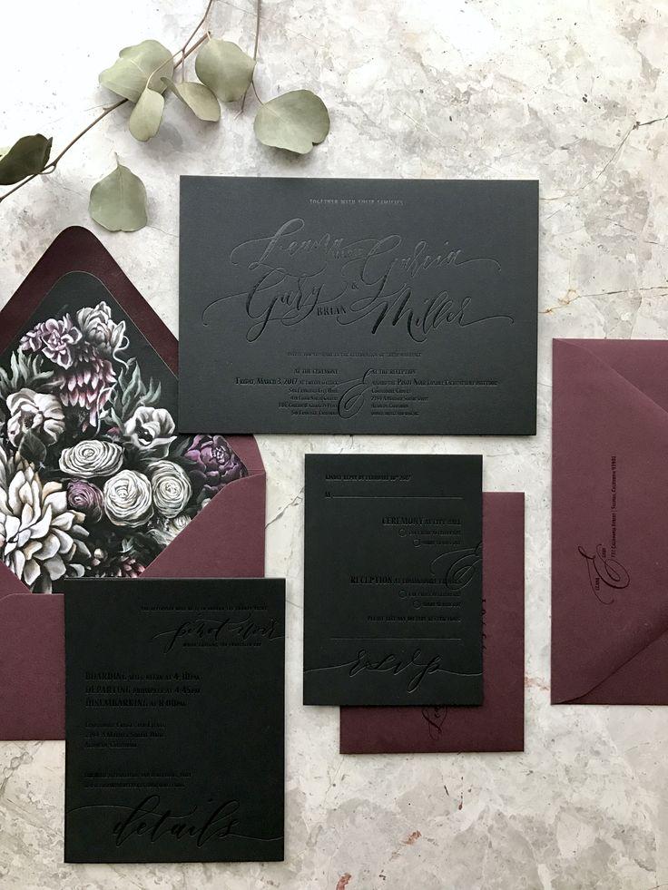 🖤I černá patří na svatbu - Obrázek č. 19