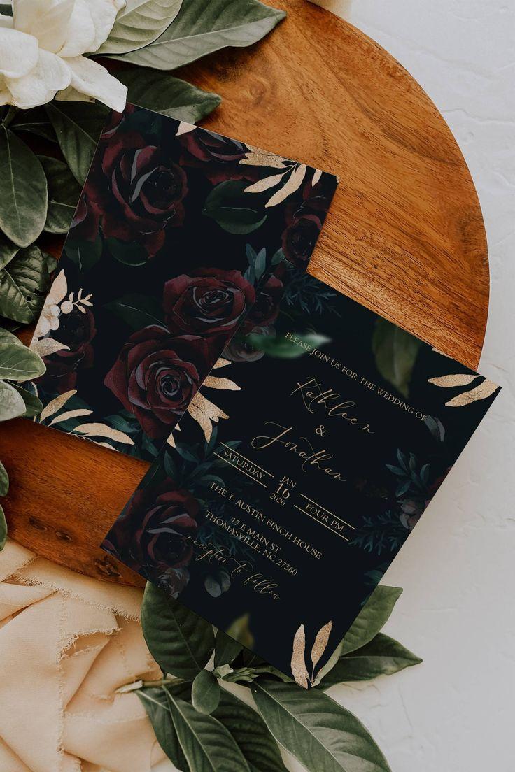 🖤I černá patří na svatbu - Obrázek č. 14