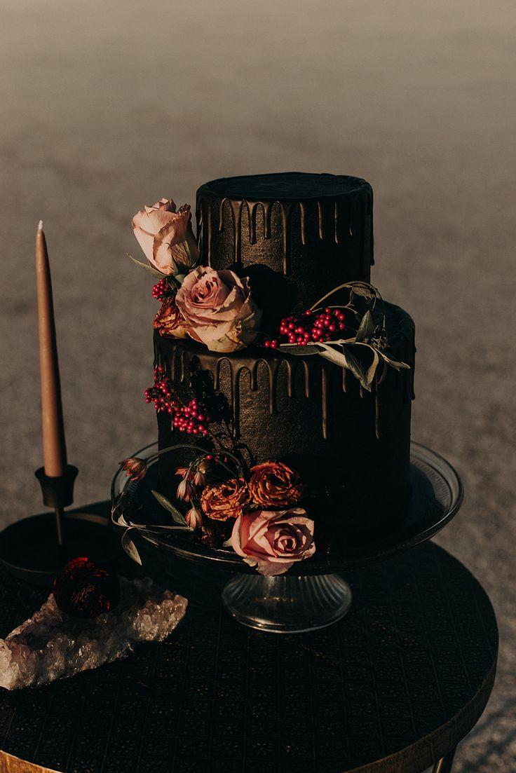 🖤I černá patří na svatbu - Obrázek č. 35