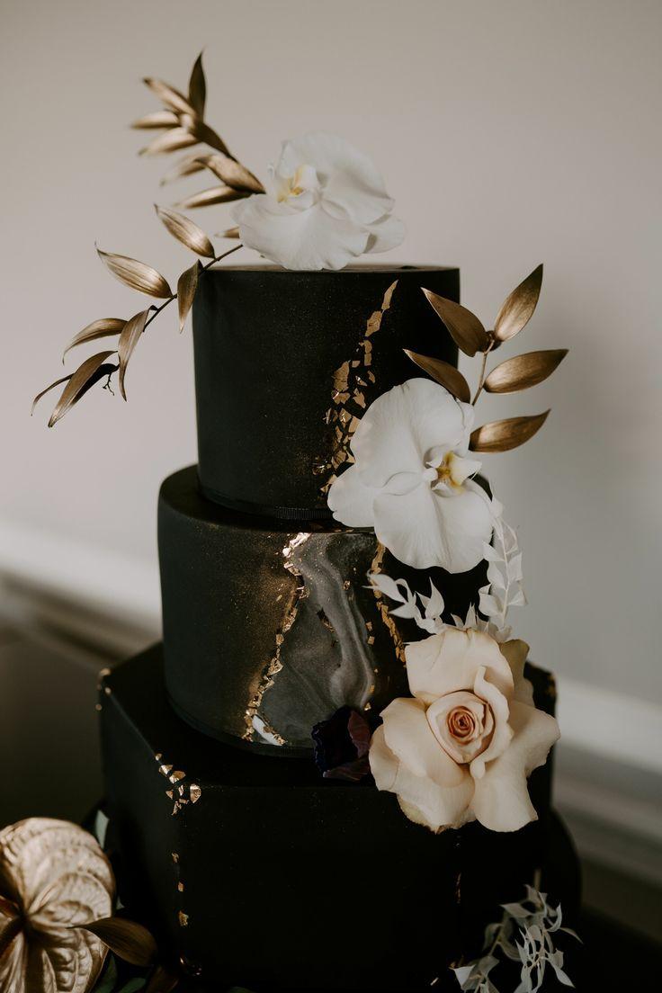 🖤I černá patří na svatbu - Obrázek č. 34