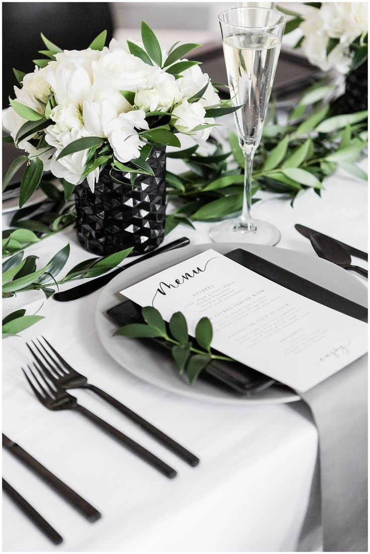 🖤I černá patří na svatbu - Obrázek č. 24