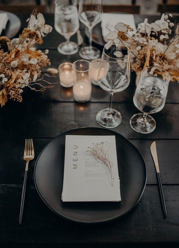 🖤I černá patří na svatbu - Obrázek č. 53