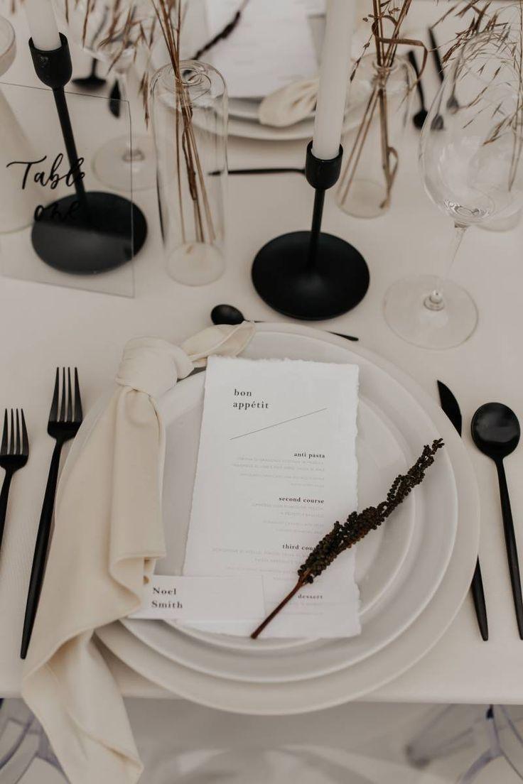 🖤I černá patří na svatbu - Obrázek č. 47