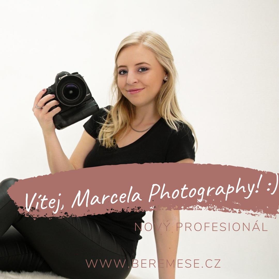 Vítej, 📸 @marcela_11! 🥳🥂  Velmi se těšíme, že náš katalog Profesionálů rozšířila i kreativní fotografka Marcela Petřvalská.😍  Více z její tvorby naleznete v její profilu ZDE: https://www.beremese.cz/catalog/vendor/marcela_11/ - Obrázek č. 1