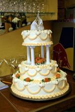svadobna torticka bola super