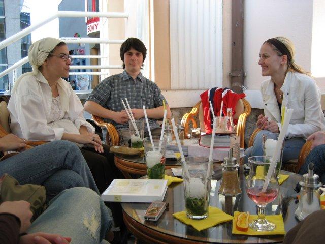 Stretko v Trenčíííne :-)) 14,4,2007 - Obrázok č. 4