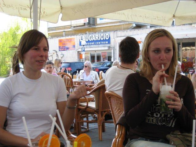Stretko v Trenčíííne :-)) 14,4,2007 - Obrázok č. 9