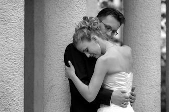 ...a do Tvojej náruče sa vždy stúlim...