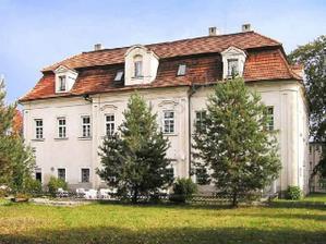 Tady bude hostina - zámek v Loděnici u Opavy