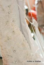 ... detail šatů ... všechny fotky v albu Láďa Kubesa - moc, moc děkujeme za krásné fotečky ....
