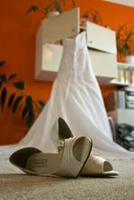 ... svatební botičky ... díky moc Katko !!!! ....