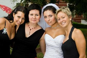 ... s nej kamarádkama - Lenka, Lucka a Venda ...