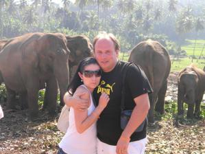 ... svatební cesta na Srí Lanku ... nádherné, úžasné no prostě krásné :o)) ...