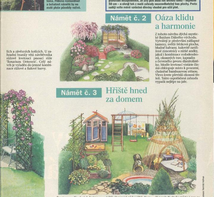 Zahrada - inspirace - Obrázek č. 35