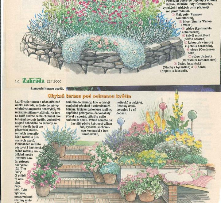 Zahrada - inspirace - Obrázek č. 89