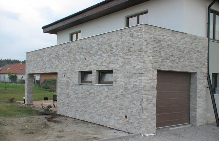 Kámen na fasádu a do obýváku - inspirace - Obrázek č. 19