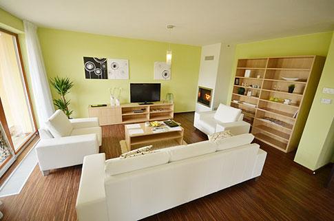 Obývací pokoj s kuchyní a jídelnou - Obrázek č. 29