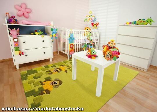 Dětský pokoj  - výběr a inspirace - Obrázek č. 52