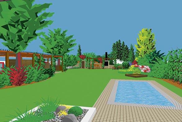Zahrada - inspirace - Obrázek č. 103