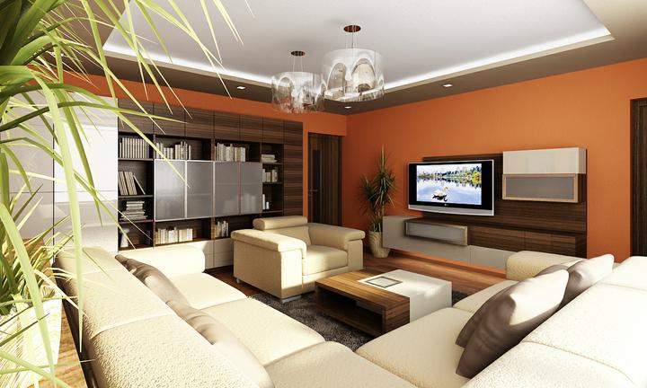 Obývací pokoj s kuchyní a jídelnou - Obrázek č. 43