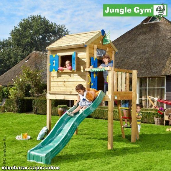 Děti na zahradě, kde si budou hrát? - Obrázek č. 5