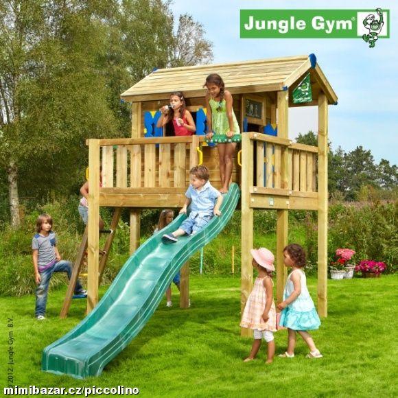 Děti na zahradě, kde si budou hrát? - Obrázek č. 6