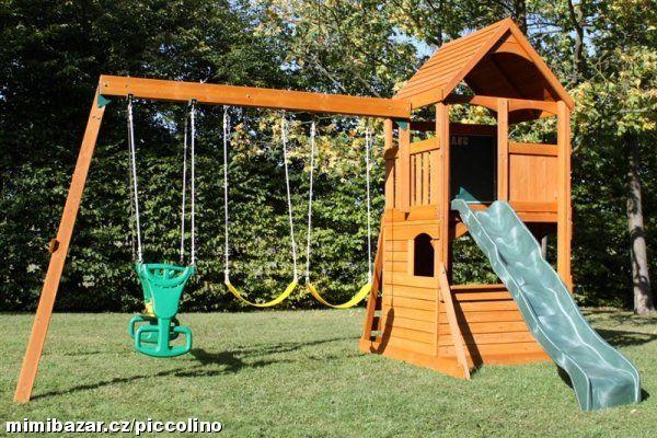 Děti na zahradě, kde si budou hrát? - Obrázek č. 7