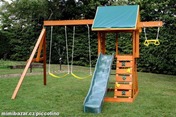 Děti na zahradě, kde si budou hrát? - Obrázek č. 8