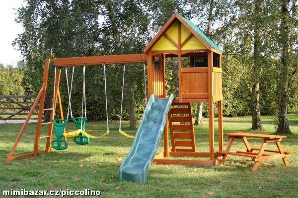 Děti na zahradě, kde si budou hrát? - Obrázek č. 9