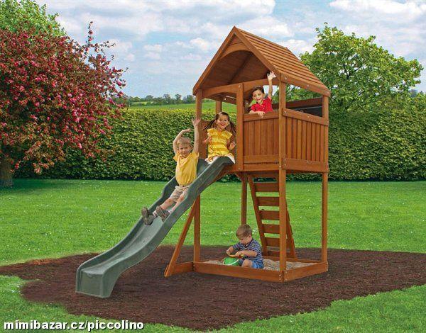 Děti na zahradě, kde si budou hrát? - Obrázek č. 10