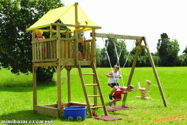 Děti na zahradě, kde si budou hrát? - Obrázek č. 11