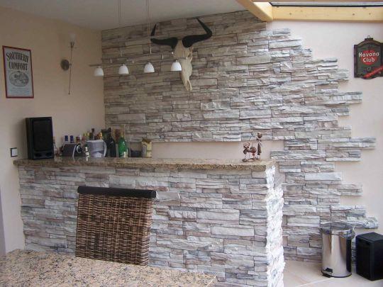 Kámen na fasádu a do obýváku - inspirace - Obrázek č. 51