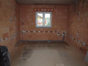 kuchyně s elektrikou a vodou