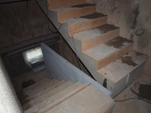 schody do sklepa