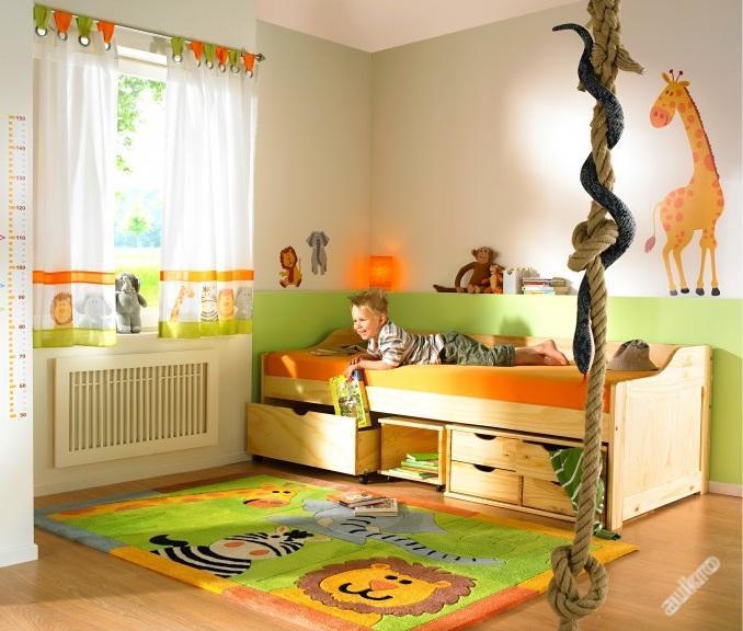 Dětský pokoj  - výběr a inspirace - Obrázek č. 58