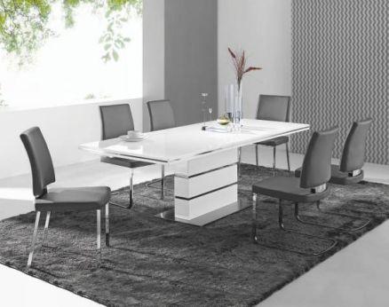 Obývací pokoj s kuchyní a jídelnou - podobně to bude vypadat