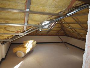 dost se snížil strop, ale mně to stačí
