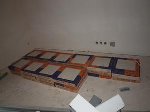 Dakota -obývák, to bylo nošení 44 kartonů