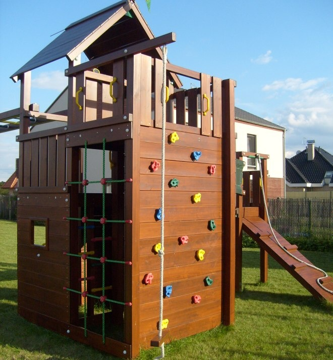 Děti na zahradě, kde si budou hrát? - Obrázek č. 17