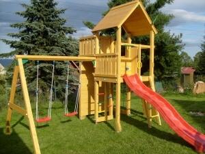 Děti na zahradě, kde si budou hrát? - Obrázek č. 18