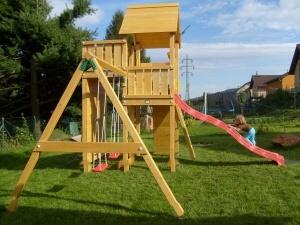 Děti na zahradě, kde si budou hrát? - Obrázek č. 19