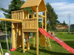 Děti na zahradě, kde si budou hrát? - Obrázek č. 21