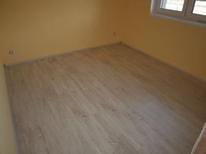 dnes hotová podlaha