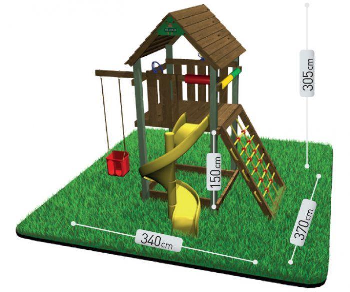 Děti na zahradě, kde si budou hrát? - Obrázek č. 23