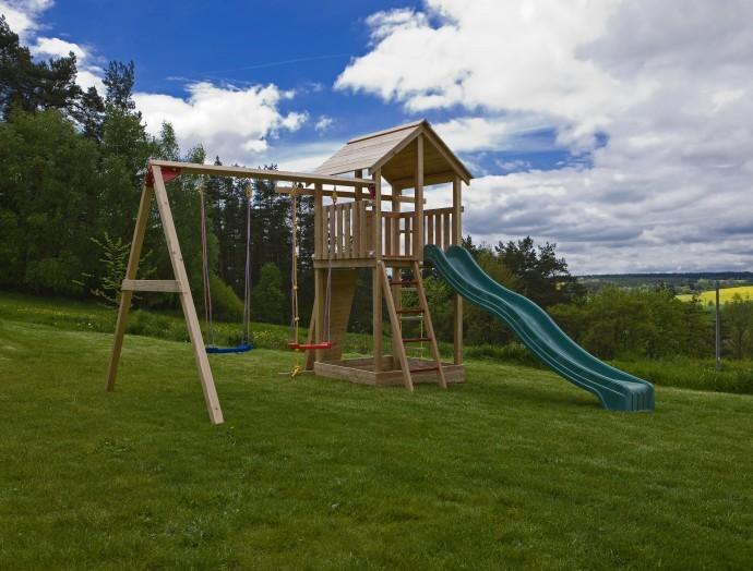 Děti na zahradě, kde si budou hrát? - Obrázek č. 24