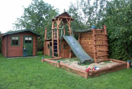 Děti na zahradě, kde si budou hrát? - Obrázek č. 26