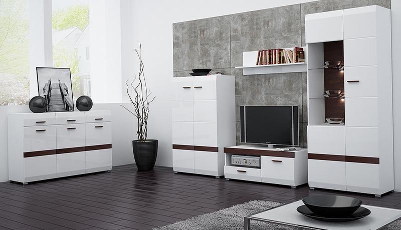 Obývací pokoj s kuchyní a jídelnou - Obrázek č. 87
