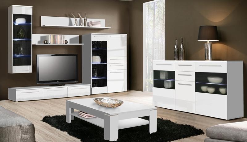Obývací pokoj s kuchyní a jídelnou - Obrázek č. 88
