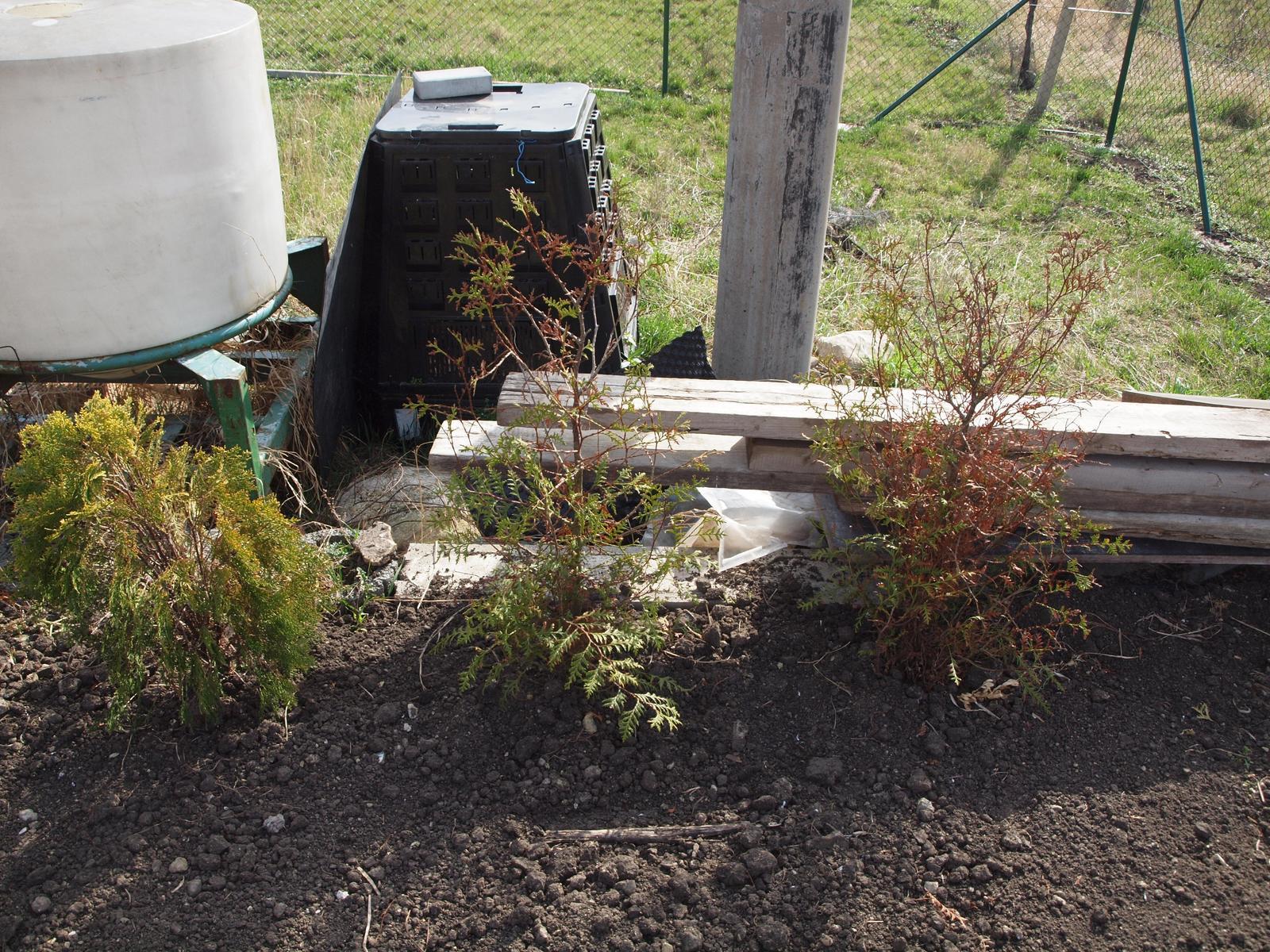 Zahrada - obraší nebo je mám vykopat?